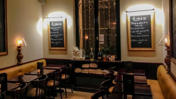 Café Mode Vue salle
