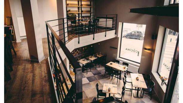 C\u014eC\u012aNA Ch\u00e2telain  Negozio \u0026 Trattoria in Brussels  Restaurant Reviews, Menu and Prices  TheFork