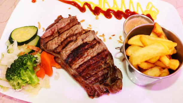 Enjoy Steakhouse & Texmex Sugerencia del chef