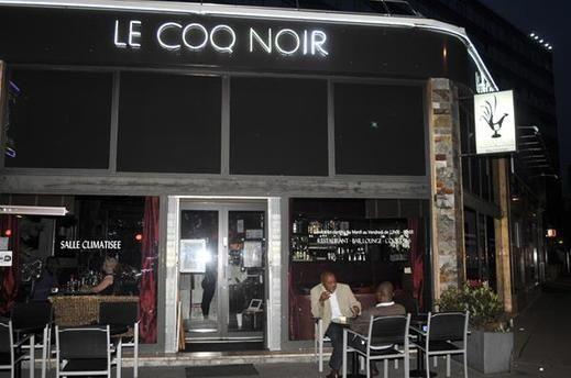 restaurant le coq noir clichy 92110 avis menu et prix. Black Bedroom Furniture Sets. Home Design Ideas