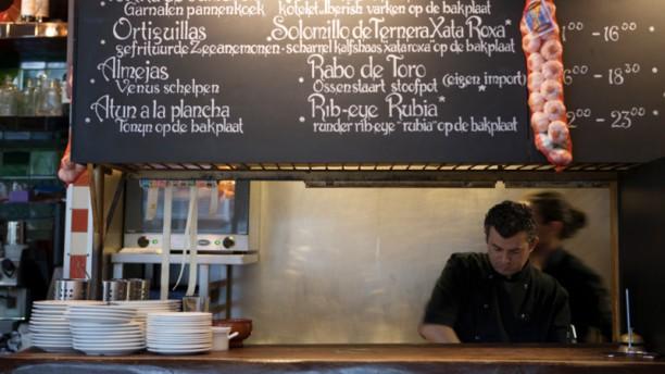 Pata Negra II Oosterpark Restaurantzaal