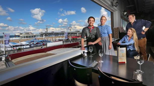 Brasserie Palace Scheveningen Het team
