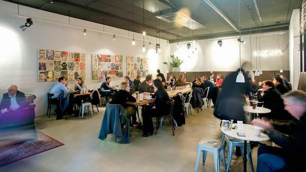 August Het restaurant