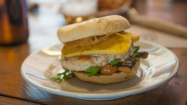 Polpa Burger Trattoria Sugerencia del chef