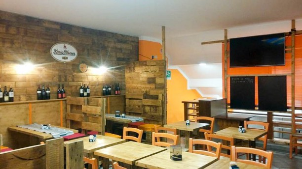 Zio Paperooga Sala del ristorante