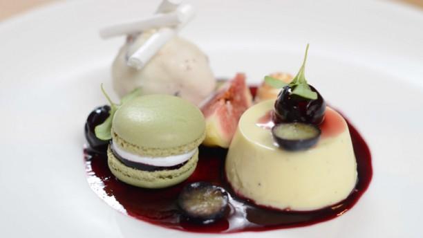 Restaurant INGER | Proeven en genieten | verrassend pareltje in Beverwijk Dessert Flan