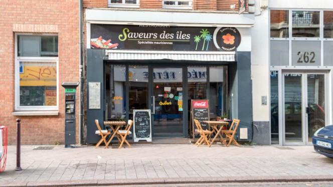 Saveurs des Îles - Restaurant - Lille