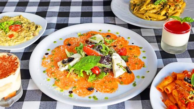 Délices Di Pasta - Restaurant - Vincennes