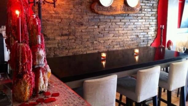 Camiri Resto Bar Sala