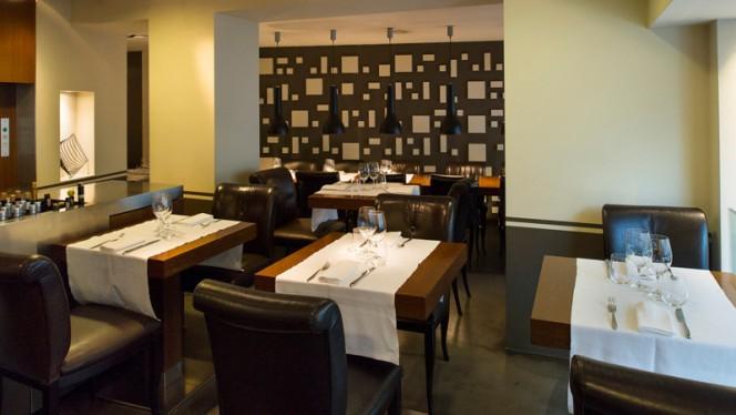 La sala ristorante - Moma, Rome