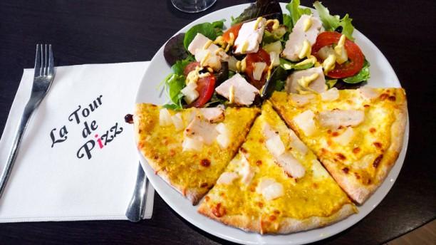 La Tour De Pizz Suggestion de plat
