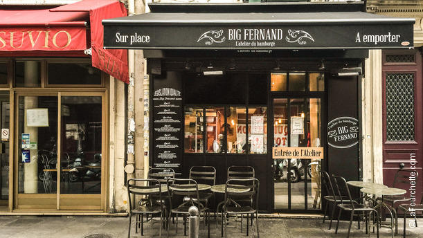 Berühmt Big Fernand in Paris - Restaurant Reviews, Menu and Prices - TheFork WN04