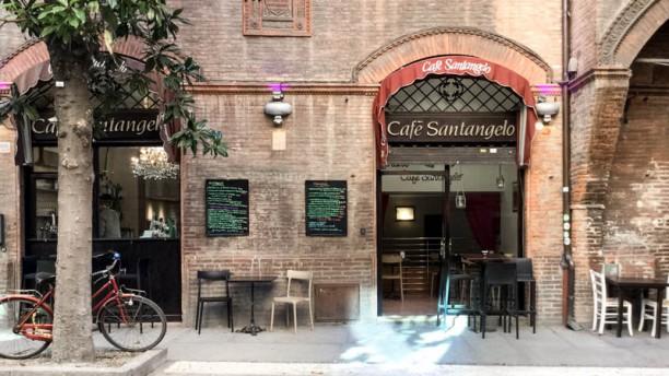 Café Santangelo Vista esterna