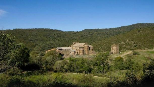 Corral de Sant Quirze Vista exterior
