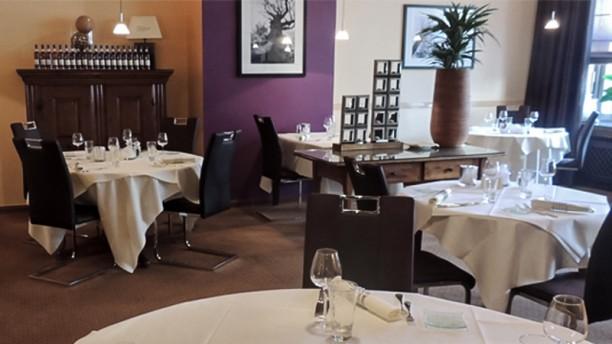 Le Strasbourg Salle restaurant