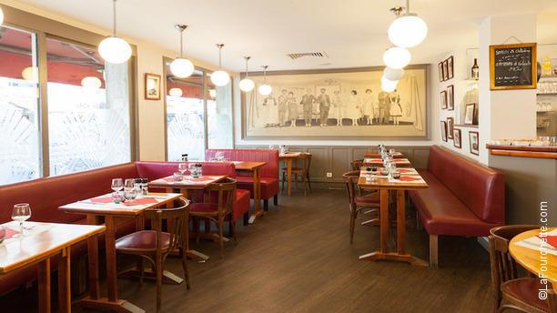 restaurant le bistrot du th tre caluire et cuire 69300 croix rousse menu avis prix et. Black Bedroom Furniture Sets. Home Design Ideas
