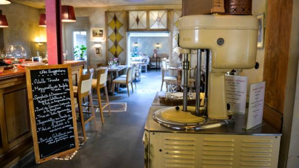 Restaurant pantalone bruxelles avis menu et prix for Ambiance cuisine bruxelles