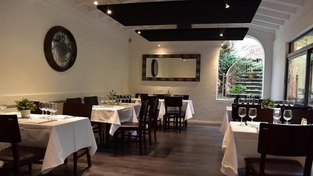 Le Chalet Lyrique Salle de restaurant