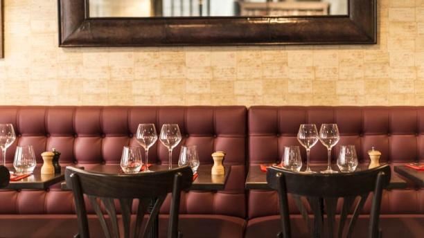 Restaurant Le Champollion Paris