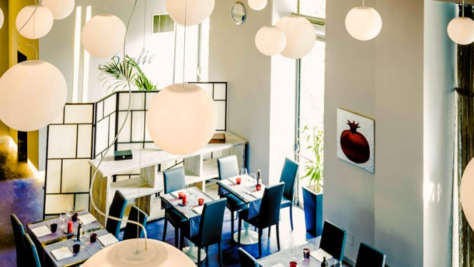 3jolie i Milano - Restaurangens meny, öppettider, recensioner samt ...