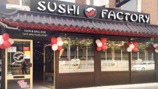 sushi factory in schiedam restaurant reviews menu and prices thefork. Black Bedroom Furniture Sets. Home Design Ideas