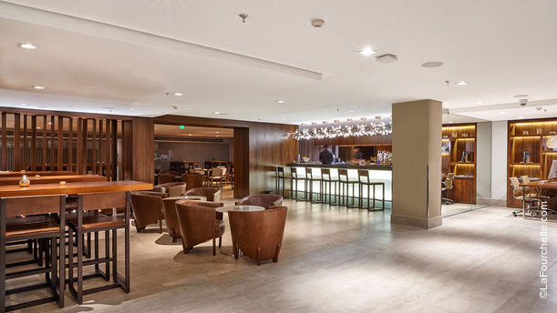 AC Lounge Porto Maravilha Rw ambiente
