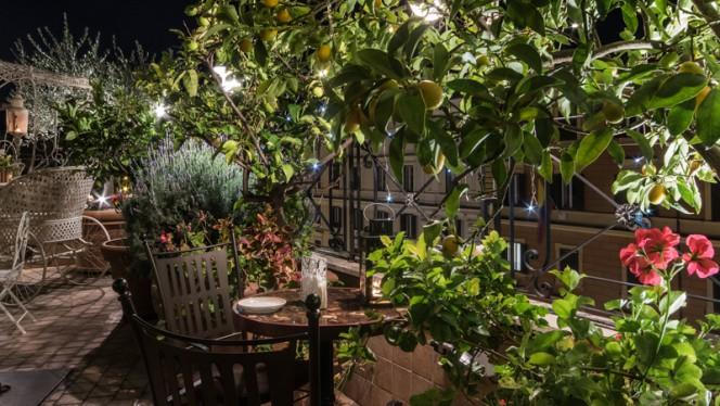 Terrazza - Terrazza Roof Garden dei Consoli, Rome
