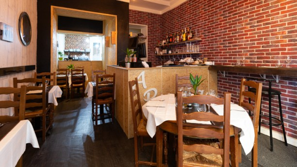A Putia Salle du restaurant