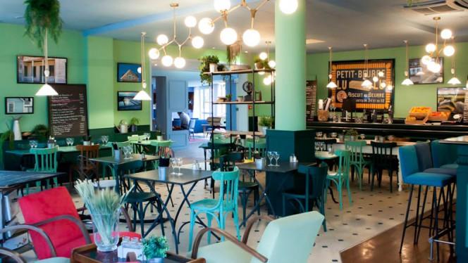 ibis Nantes Saint-Herblain - Restaurant - Saint-Herblain