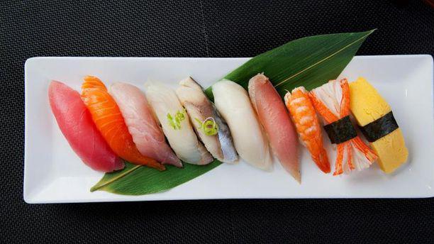 Sushi Bar Found piatto