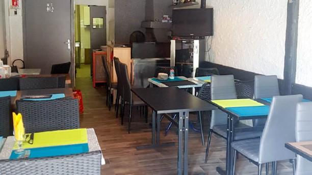 Pizzeria des Vieux Quartiers Vue de l'intérieur