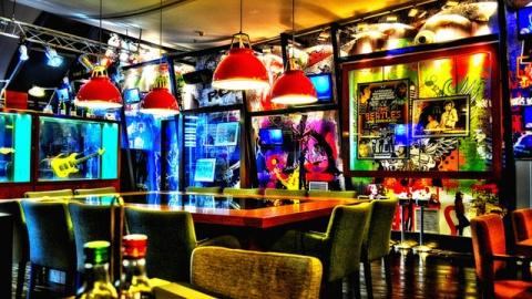 Happy Rock Bar & Grill, Barcelona