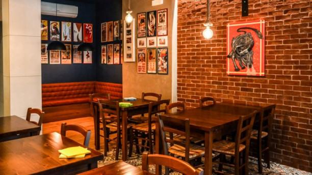 Ramblas Restaurant Vista sala