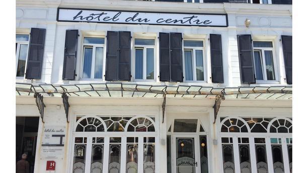 Restaurant Le Centre Facade