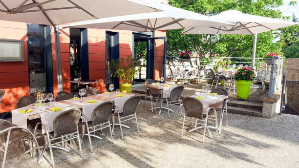 La Table d'Albigny Terrasse