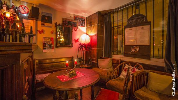 Restaurant Le Connetable Paris
