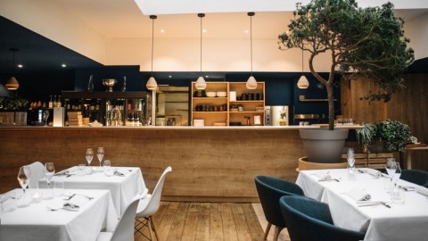Restaurant ERH, Paris