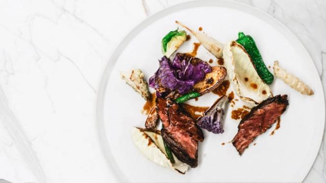 Suggestion de viande - Restaurant ERH, Paris