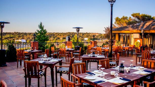 Restaurante La Cañada Boadilla Del Monte
