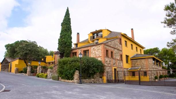 La Cañada Vistas de la fachada