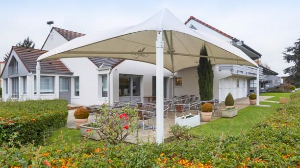 Campanile Montesson Le Vesinet La terrasse