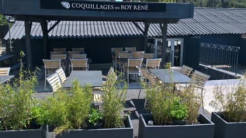 Les Coquillages du Roy René, Aix-en-Provence
