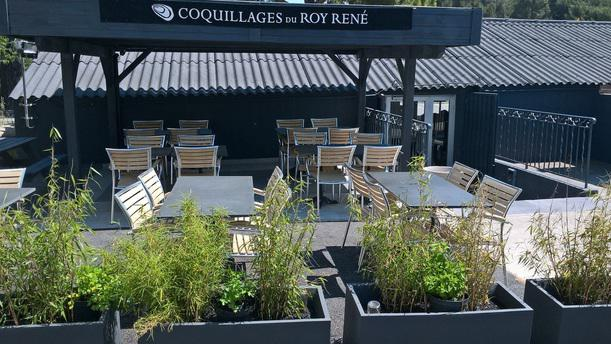 Les Coquillages du Roy René terrasse