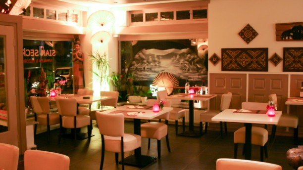 Siam Secret Restaurantzaal