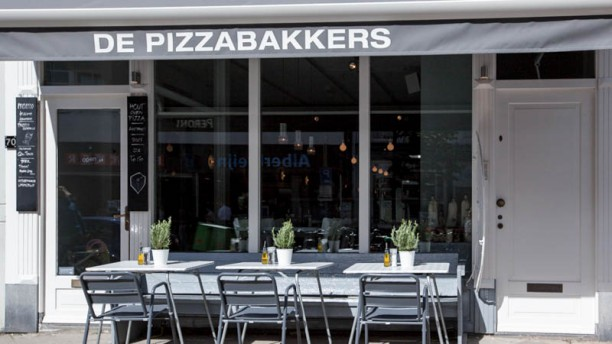 De Pizzabakkers (Nachtegaalstraat) Gevel