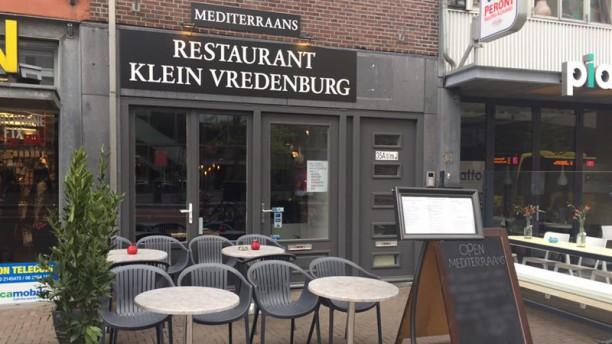 Restaurant Klein Vredenburg Terras