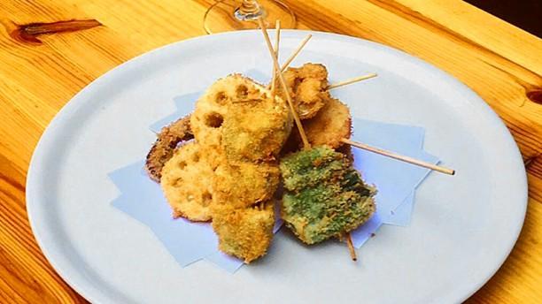 Homo Sibaris Izakaya Sugerencia del chef
