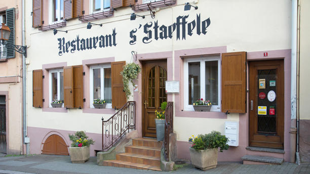 Zum Staeffele restaurant