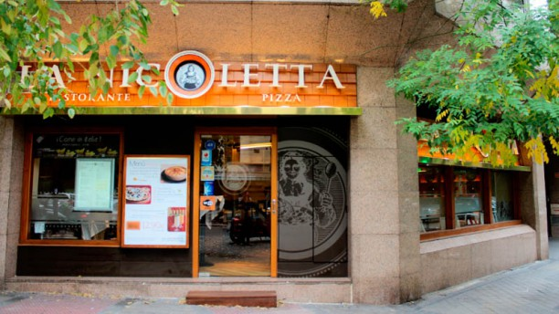 La  Nicoletta - Zurbano Entrada