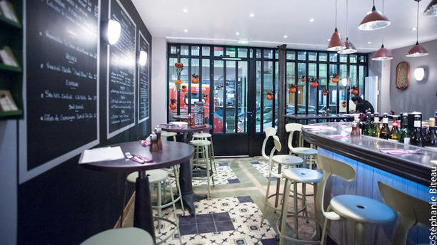 Restaurant Sur Le Cochon  Ef Bf Bd Paris